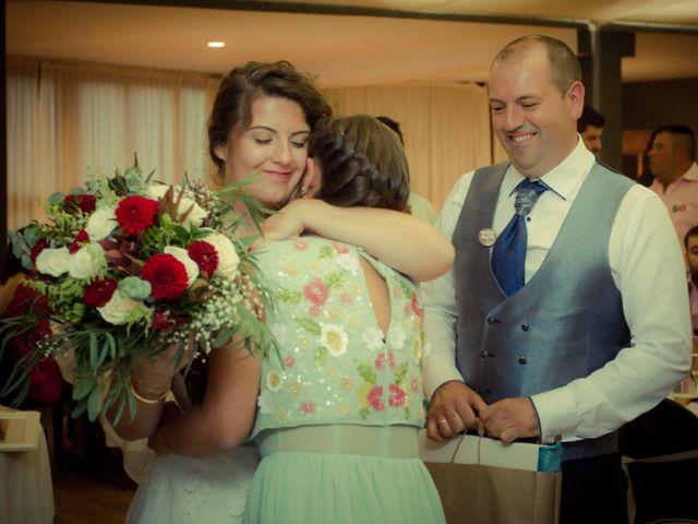 La boda de Jose y Andrea en Moraña, Pontevedra 50