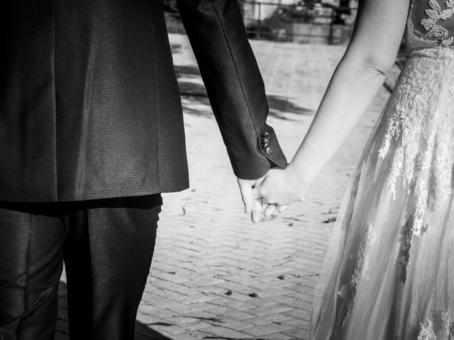 La boda de Jose y Andrea en Moraña, Pontevedra 52