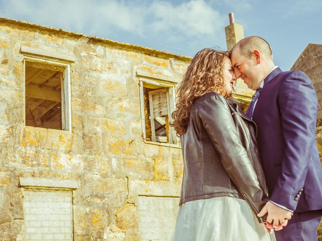 La boda de Jose y Andrea en Moraña, Pontevedra 54
