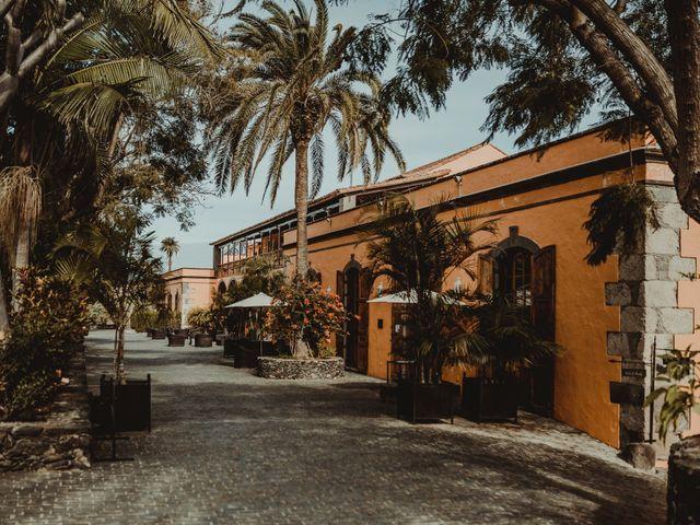 La boda de Miche y Kasia en Arucas, Las Palmas 11