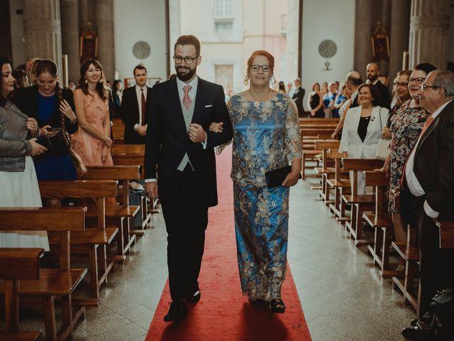 La boda de Miche y Kasia en Arucas, Las Palmas 27