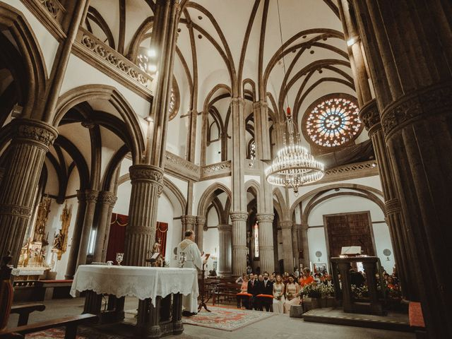 La boda de Miche y Kasia en Arucas, Las Palmas 31