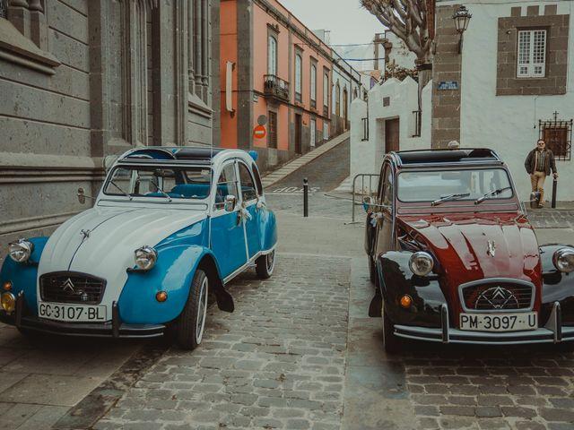 La boda de Miche y Kasia en Arucas, Las Palmas 41
