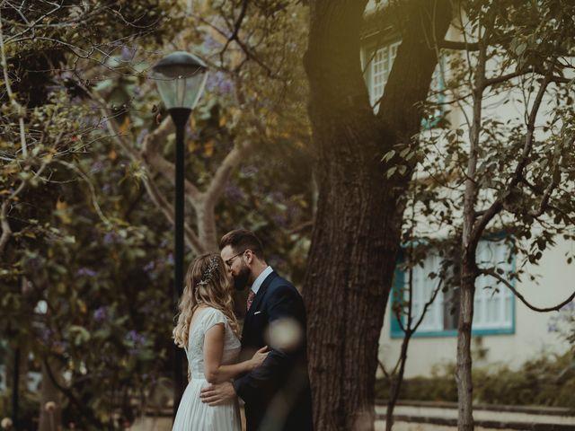 La boda de Miche y Kasia en Arucas, Las Palmas 42