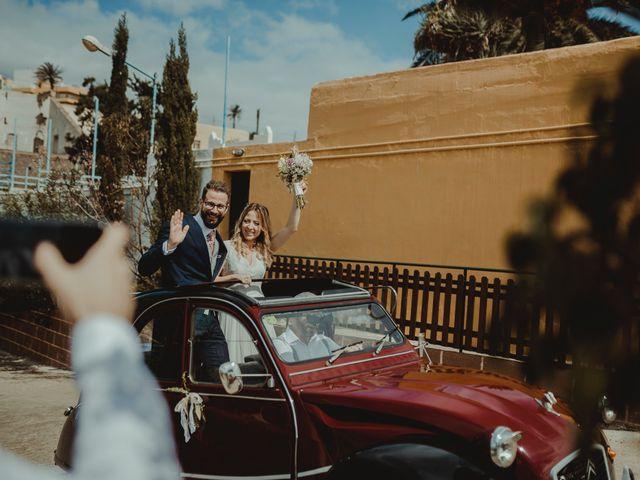 La boda de Miche y Kasia en Arucas, Las Palmas 49
