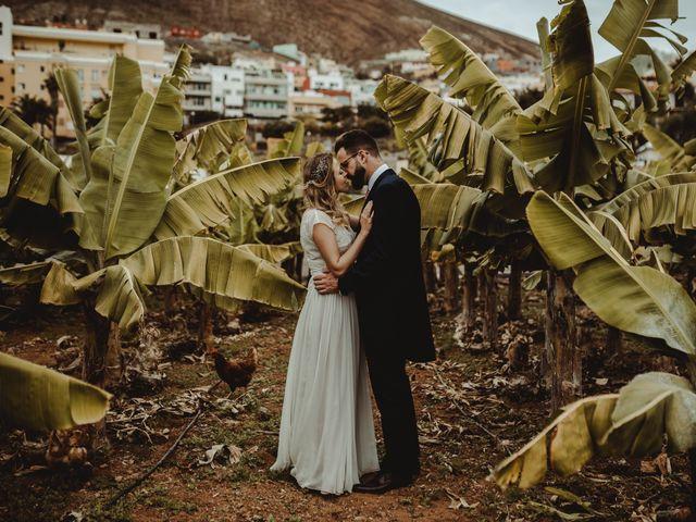 La boda de Miche y Kasia en Arucas, Las Palmas 53