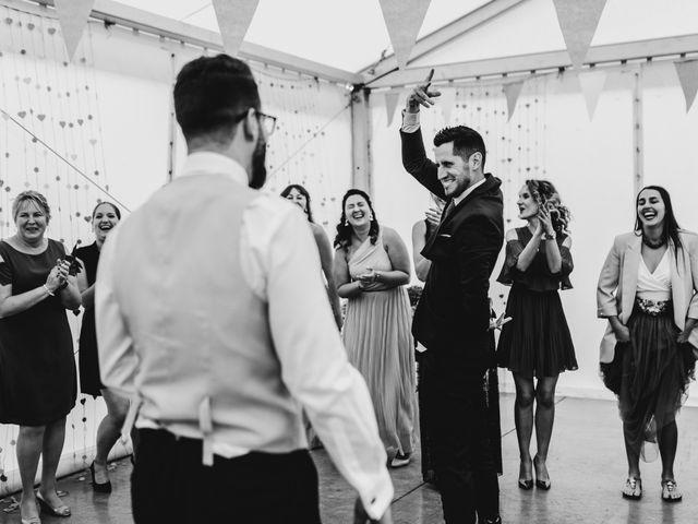 La boda de Miche y Kasia en Arucas, Las Palmas 66