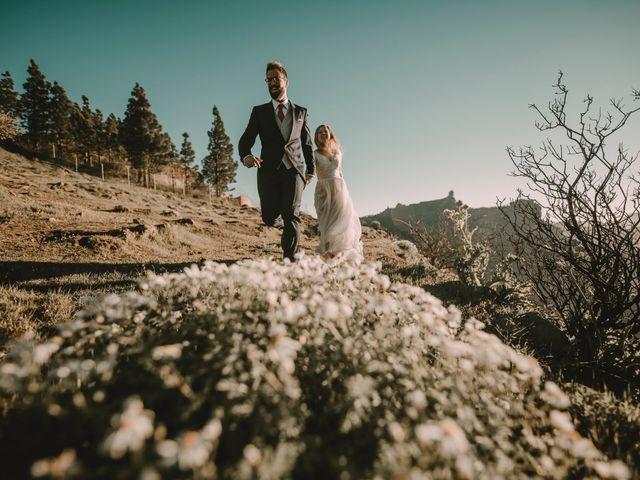 La boda de Miche y Kasia en Arucas, Las Palmas 99
