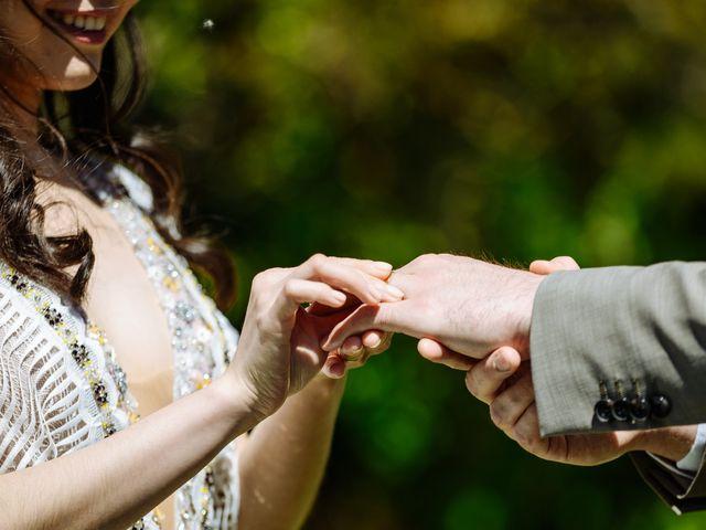 La boda de Victor y Erentsena en Igualada, Barcelona 15
