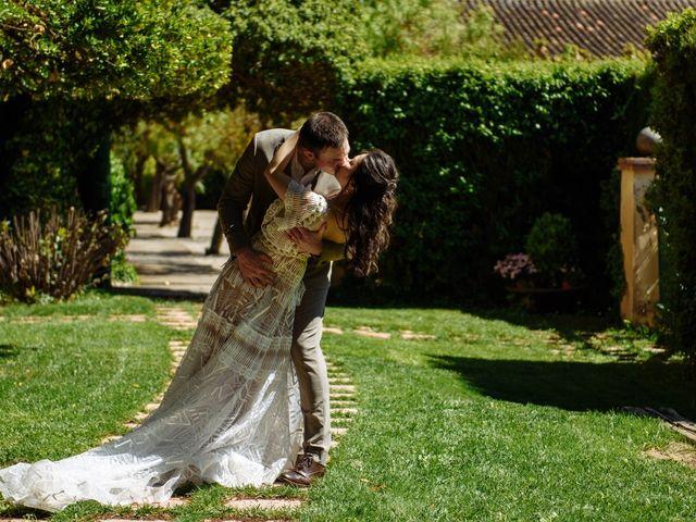 La boda de Victor y Erentsena en Igualada, Barcelona 20