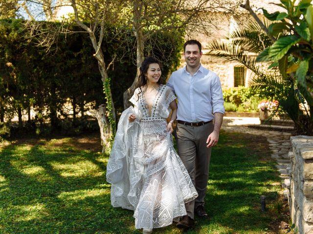 La boda de Victor y Erentsena en Igualada, Barcelona 22