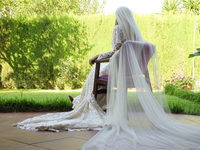 La boda de Carlos y Laura en Jaén, Jaén 15