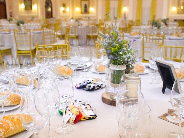 La boda de Carlos y Laura en Jaén, Jaén 17