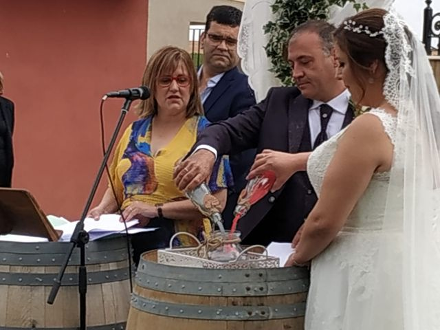 La boda de Chiqui y Emilio  en Villalgordo Del Jucar, Albacete 2
