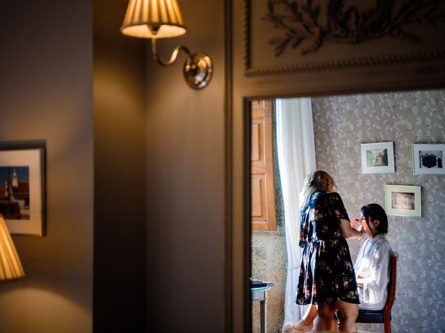La boda de Andrés y Jessica en Santiago De Compostela, A Coruña 10