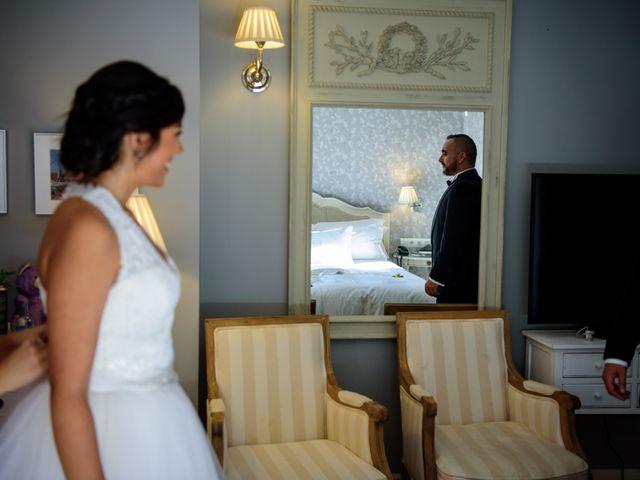 La boda de Andrés y Jessica en Santiago De Compostela, A Coruña 18
