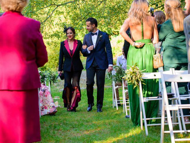 La boda de Andrés y Jessica en Santiago De Compostela, A Coruña 19