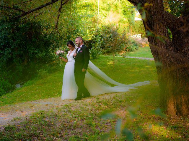 La boda de Andrés y Jessica en Santiago De Compostela, A Coruña 21
