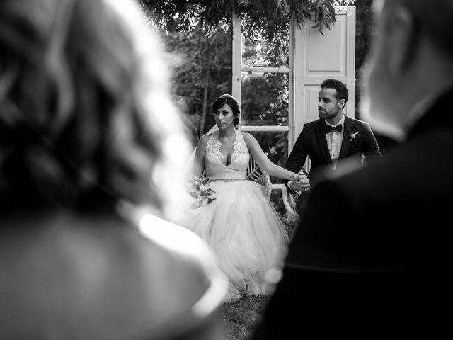 La boda de Andrés y Jessica en Santiago De Compostela, A Coruña 26