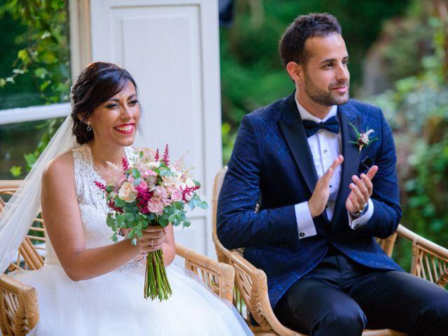 La boda de Andrés y Jessica en Santiago De Compostela, A Coruña 29