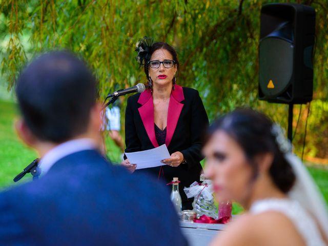 La boda de Andrés y Jessica en Santiago De Compostela, A Coruña 33