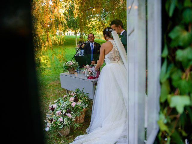 La boda de Andrés y Jessica en Santiago De Compostela, A Coruña 35