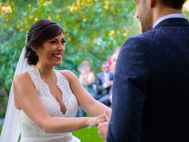 La boda de Andrés y Jessica en Santiago De Compostela, A Coruña 37