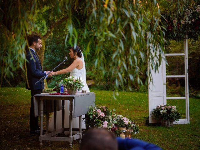 La boda de Andrés y Jessica en Santiago De Compostela, A Coruña 39