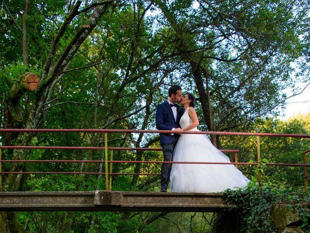 La boda de Andrés y Jessica en Santiago De Compostela, A Coruña 44
