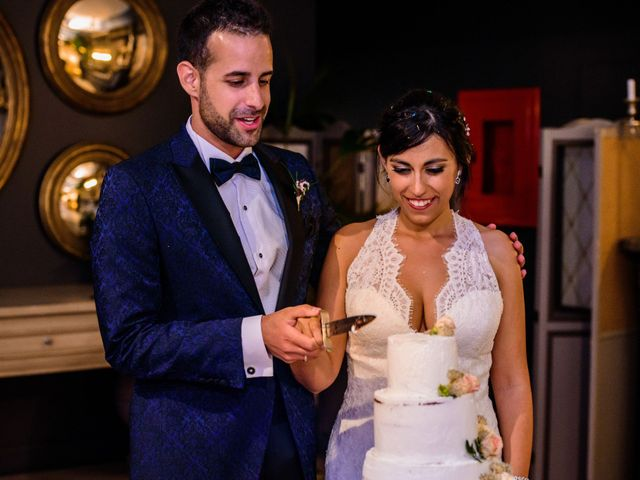 La boda de Andrés y Jessica en Santiago De Compostela, A Coruña 52