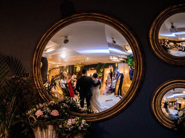 La boda de Andrés y Jessica en Santiago De Compostela, A Coruña 53