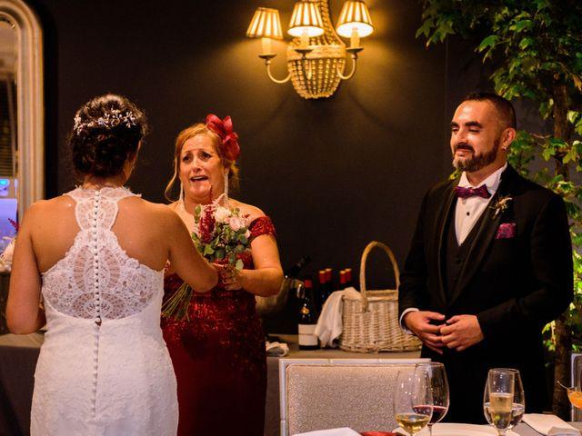 La boda de Andrés y Jessica en Santiago De Compostela, A Coruña 54