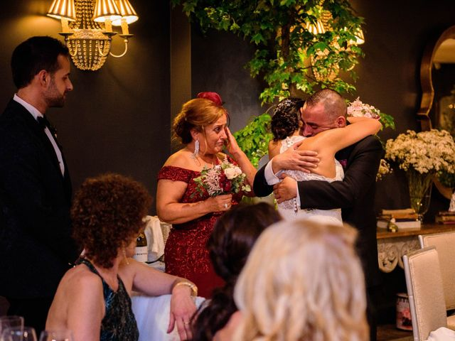 La boda de Andrés y Jessica en Santiago De Compostela, A Coruña 55