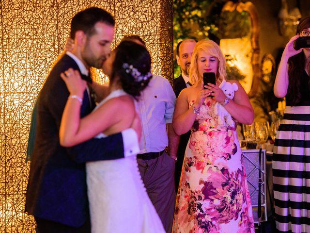 La boda de Andrés y Jessica en Santiago De Compostela, A Coruña 56