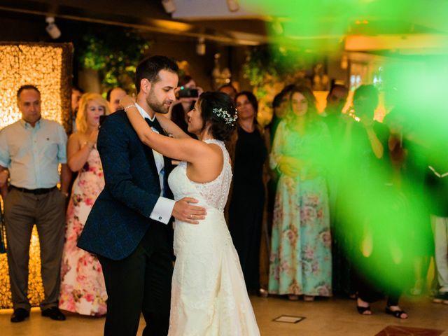La boda de Andrés y Jessica en Santiago De Compostela, A Coruña 57