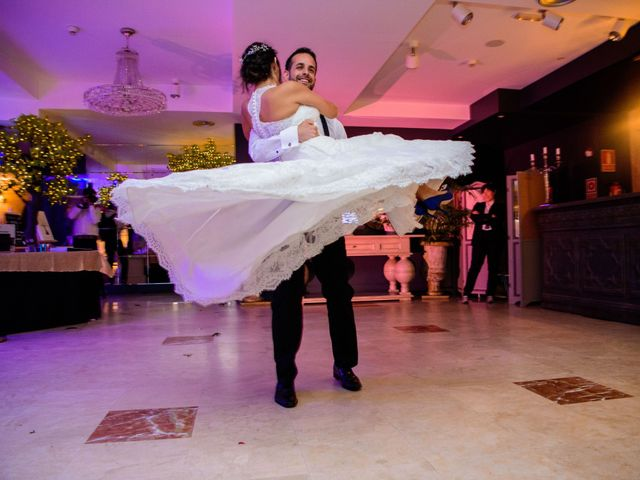 La boda de Andrés y Jessica en Santiago De Compostela, A Coruña 58