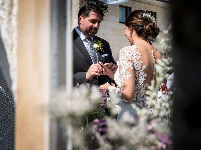 La boda de Javier y Alejandra en Vilalba, Lugo 8