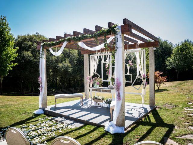 La boda de Javier y Alejandra en Vilalba, Lugo 11