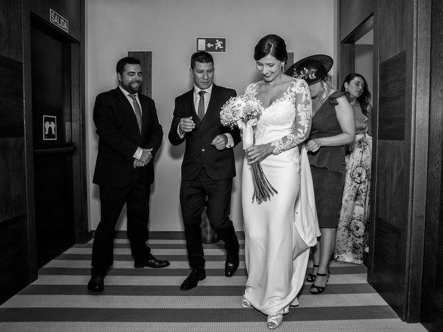 La boda de Javier y Alejandra en Vilalba, Lugo 18