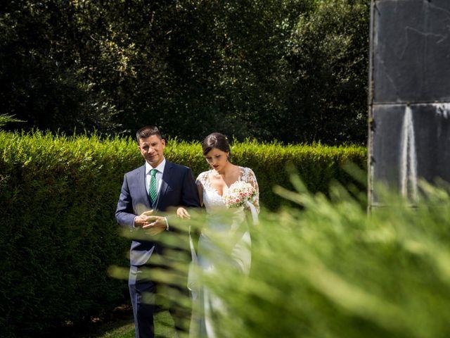 La boda de Javier y Alejandra en Vilalba, Lugo 19