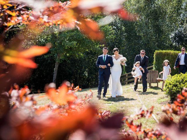 La boda de Javier y Alejandra en Vilalba, Lugo 20