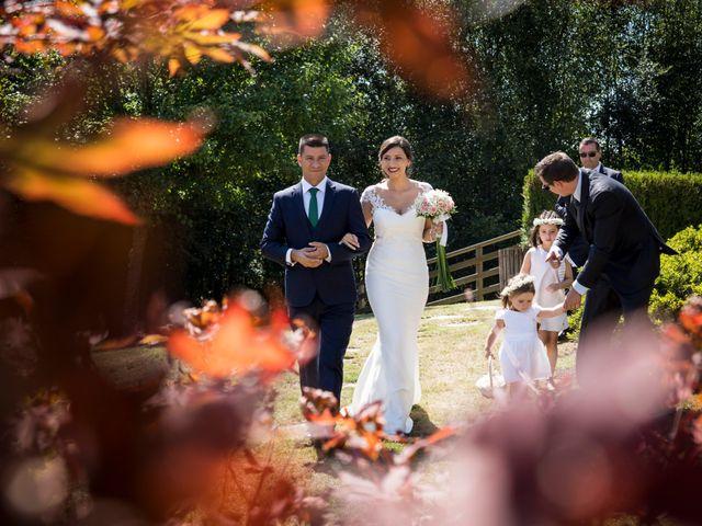 La boda de Javier y Alejandra en Vilalba, Lugo 21