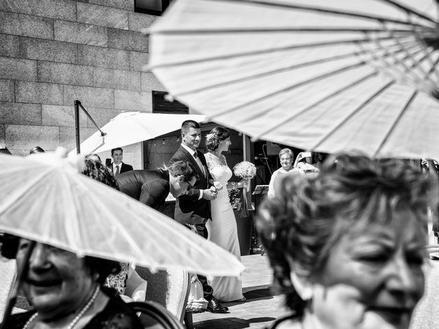 La boda de Javier y Alejandra en Vilalba, Lugo 22