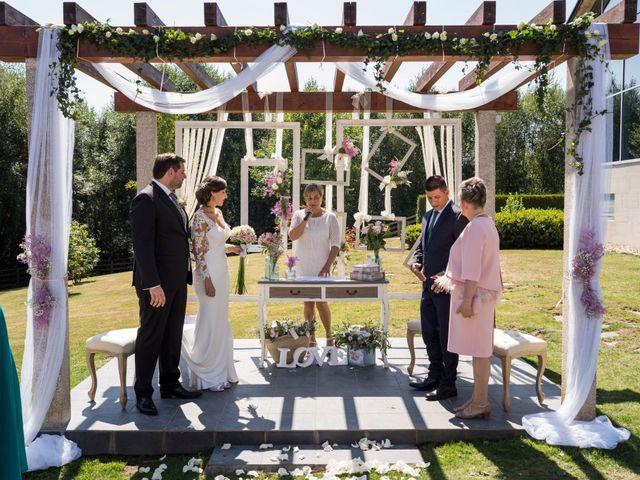 La boda de Javier y Alejandra en Vilalba, Lugo 23