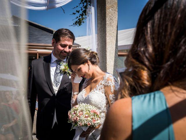 La boda de Javier y Alejandra en Vilalba, Lugo 25