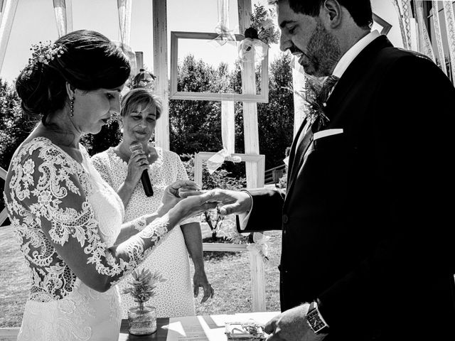 La boda de Javier y Alejandra en Vilalba, Lugo 27