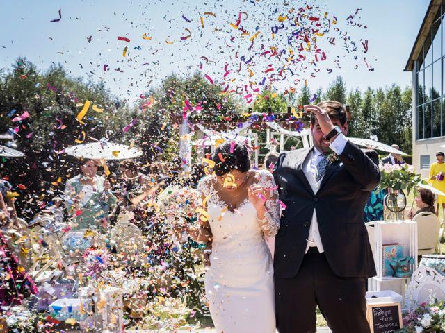 La boda de Javier y Alejandra en Vilalba, Lugo 28