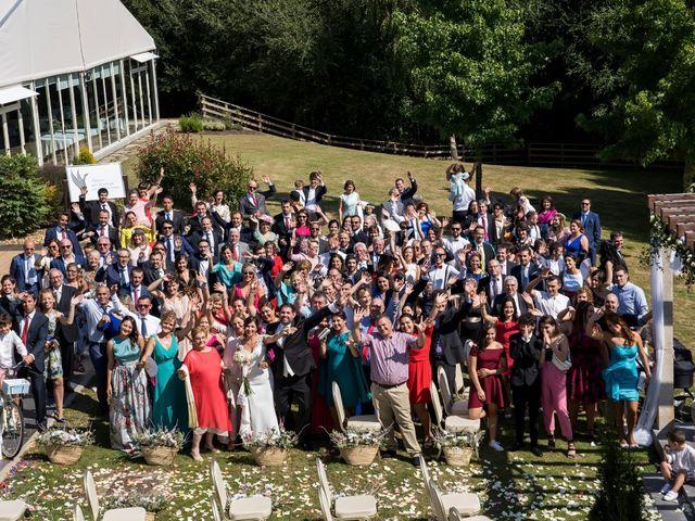 La boda de Javier y Alejandra en Vilalba, Lugo 31