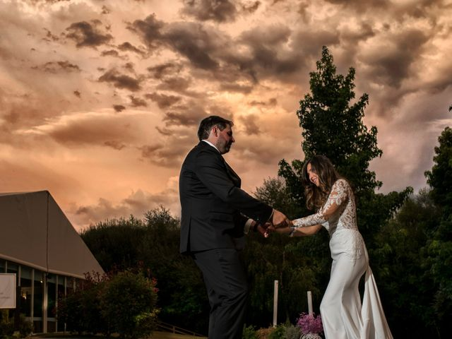 La boda de Javier y Alejandra en Vilalba, Lugo 33