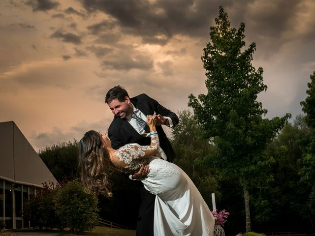 La boda de Javier y Alejandra en Vilalba, Lugo 35
